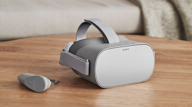 Virtual Reality mit der Oculus Go: Gamechanger oder Rohrkrepierer?