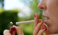 Unternehmen dürfen keine Tabakwerbung auf ihrer Website zeigen