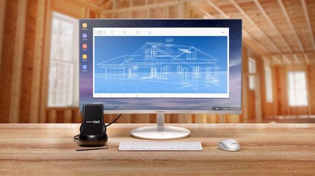 Samsung macht Galaxy S8 und Note 8 zum Linux-Desktop