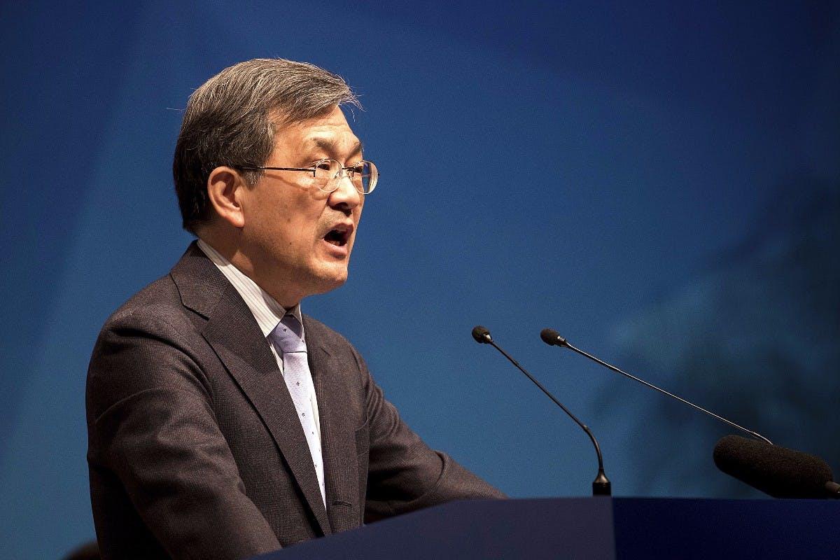 Trotz Rekordgewinnen bei Samsung: Co-Chef geht wegen Skandal um Präsidenten-Bestechung