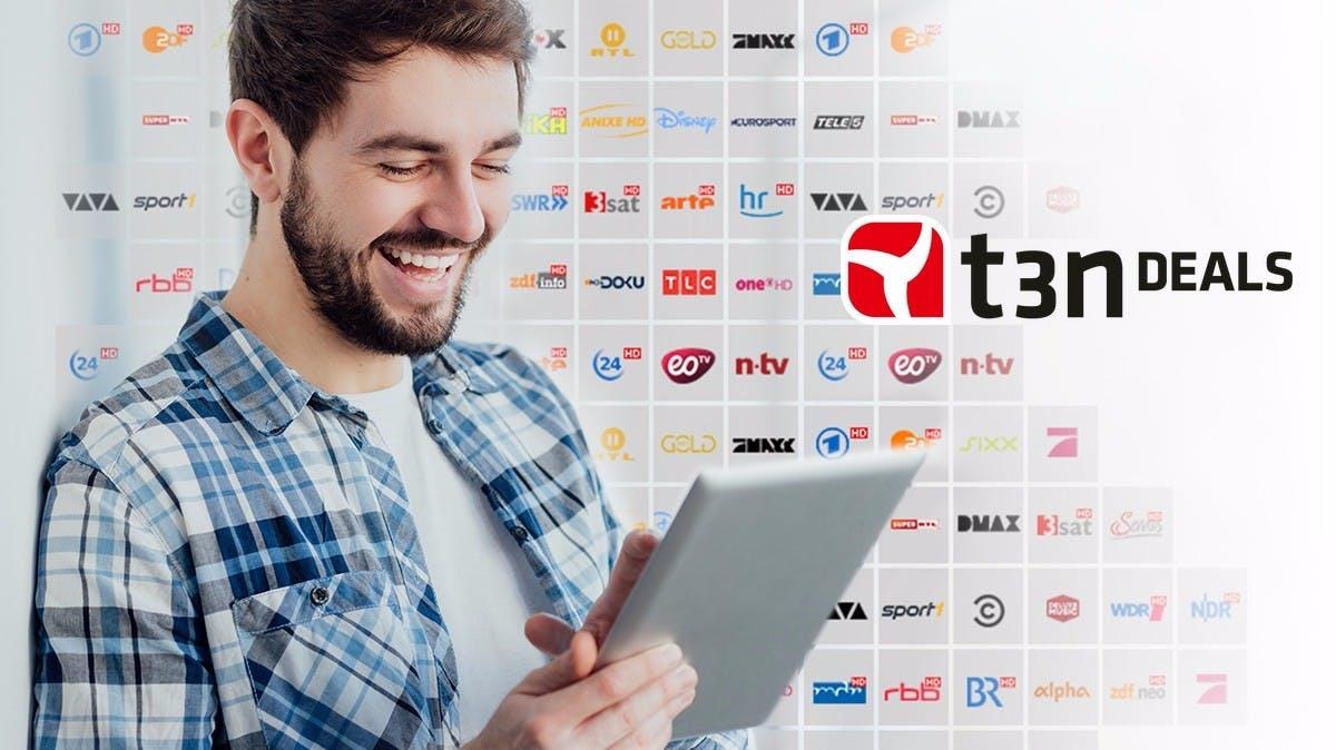 t3n-Exklusiv-Deal: 100 Tage Save.TV gratis