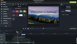 Eins der Urgesteine der Screencast-Software ist Camtasia aus dem Hause Techsmith. (Screenshot: Techsmith)