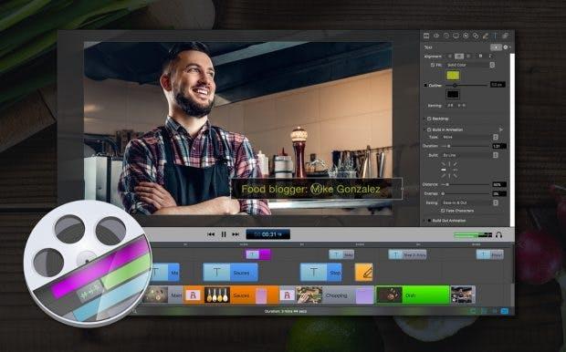 Eine Instanz im Mac-Bereich ist auch Screenflow. (Bild: Telestream)