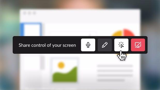 Slack lässt euch per Screensharing zusammenarbeiten