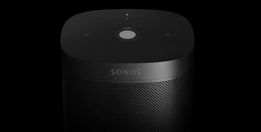 Der Sonos One besitzt neben den Echo-Boxen auch Alexa-Integration. (Bild: Sonos)