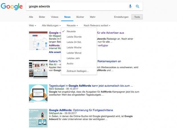 richtig googeln so nutzt ihr die google suchoperatoren t3n digital pioneers. Black Bedroom Furniture Sets. Home Design Ideas