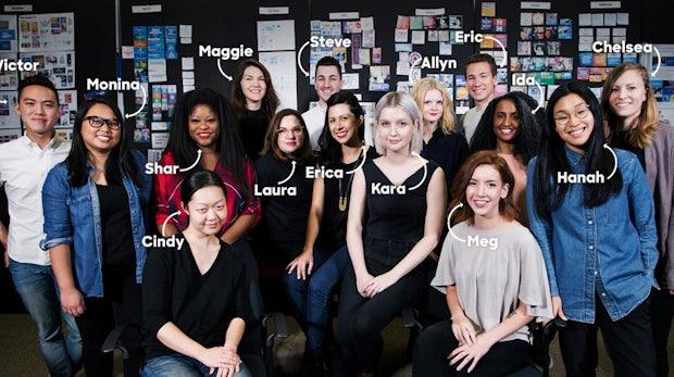 Designer von Clinton-Kampagne stellen ihre Werke online