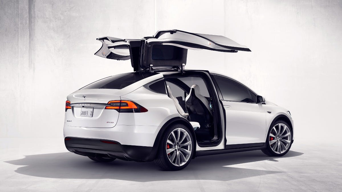 Fehlerhafter Sitz: Tesla ruft 11.000 Model X zurück