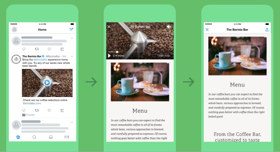 Twitter stellt neues videobasiertes Werbeformat vor