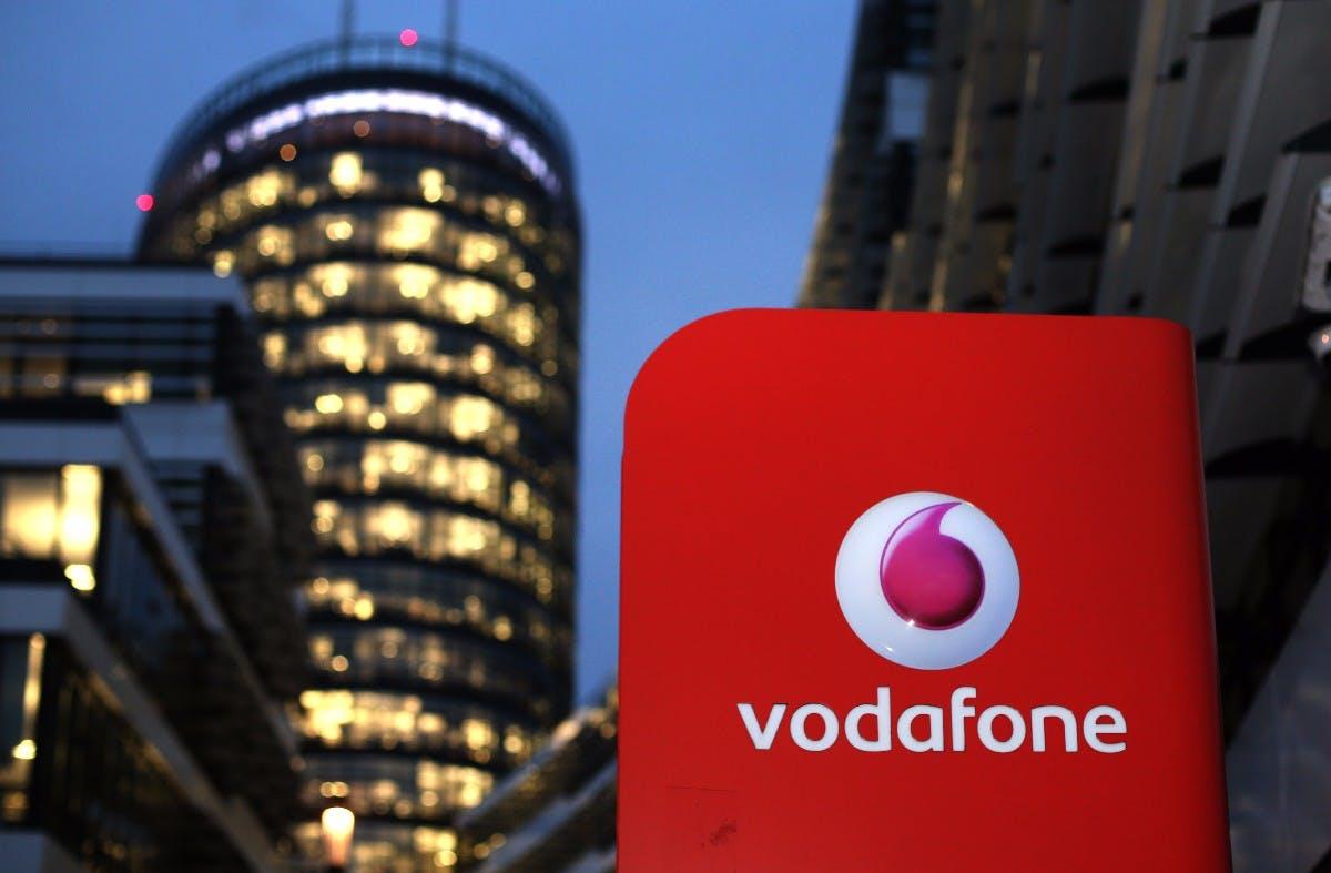Vodafone startet mit Gigabit-Mobilfunkstationen in zwei Städten