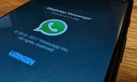 Dieser Whatsapp-Fake täuschte eine Million Nutzer