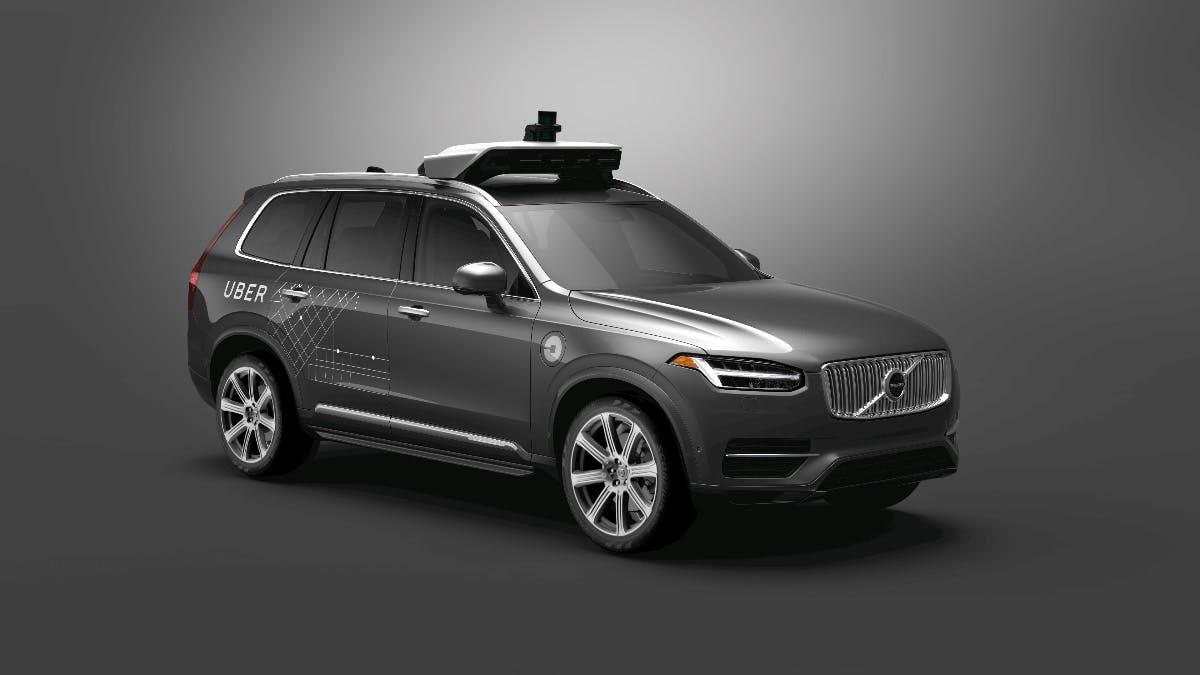 Autonomes Fahren: Uber nach tödlichem Unfall mit selbstfahrendem Auto nicht haftbar