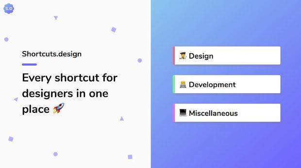 Diese Website zeigt wirklich alle Shortcuts, die Webgeeks brauchen