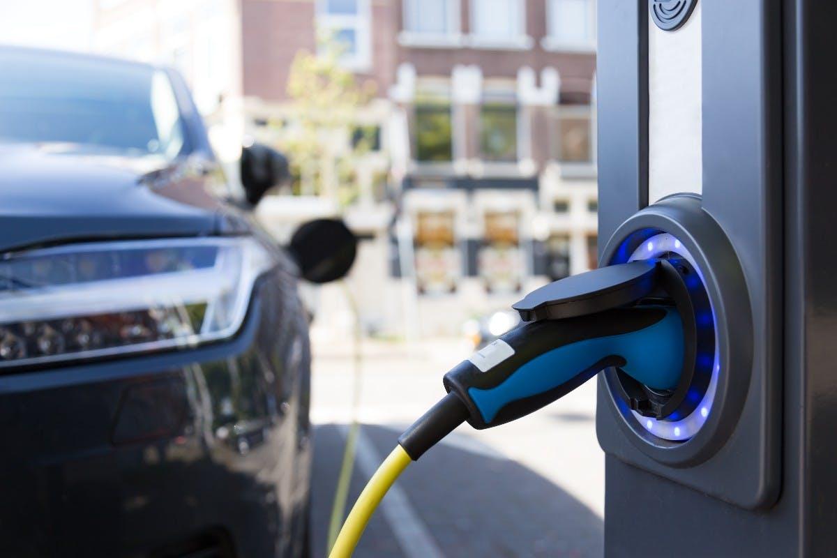 Elektroautos werden langsam beliebter in Deutschland