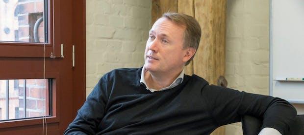 """Tech-Legende Marco Börries: """"Wir dürfen nicht stehenbleiben!"""""""