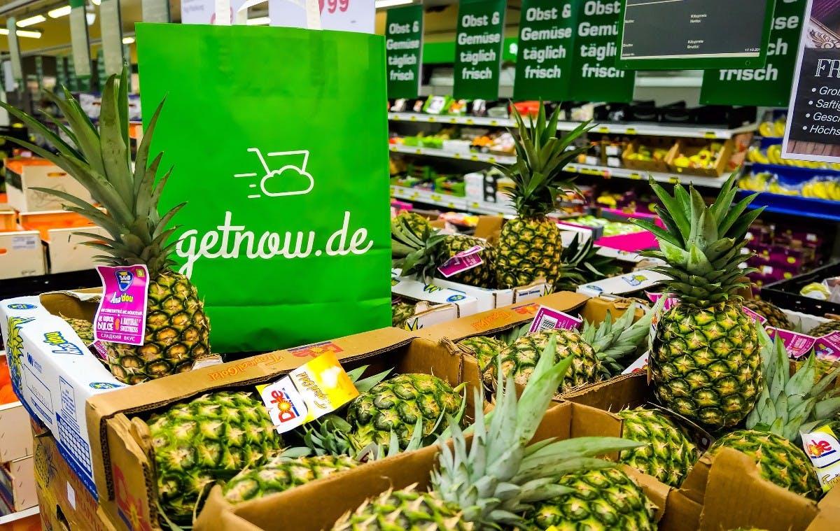 Getnow.de: Neuer Online-Supermarkt startet in Berlin und München