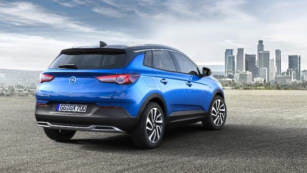Opel Grandland X PHEV. (Foto: Opel)