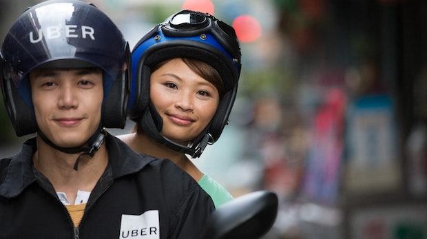 Nach Image-Korrektur: Taxi-Schreck Uber will 2019 an die Börse