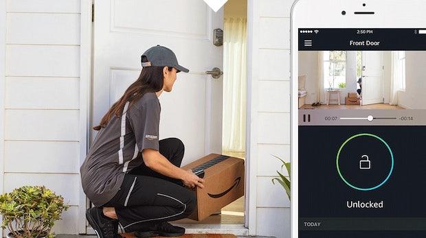 Amazon Flex: Paketboten sollen Häuser unerlaubt betreten haben
