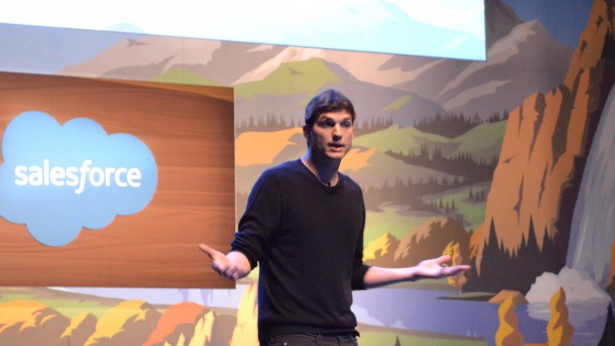 Ashton Kutcher: Wie der Hollywood-Star mit Technologie gegen Kindesmissbrauch kämpft