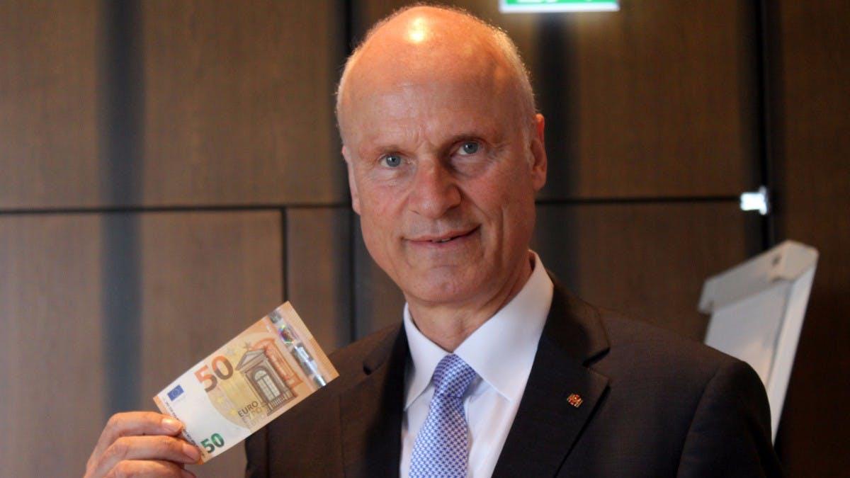 Für Bundesbank-Vorstand Thiele ist Bitcoin kein Geld – das sind seine Argumente
