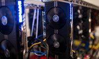 Die Blockchain-Arbeiter: Zu Besuch in einer Kryptocoin-Mine