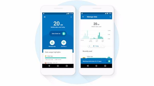 Länger mit begrenzten Datenvolumen auskommen: So hilft Googles Datally-App dabei