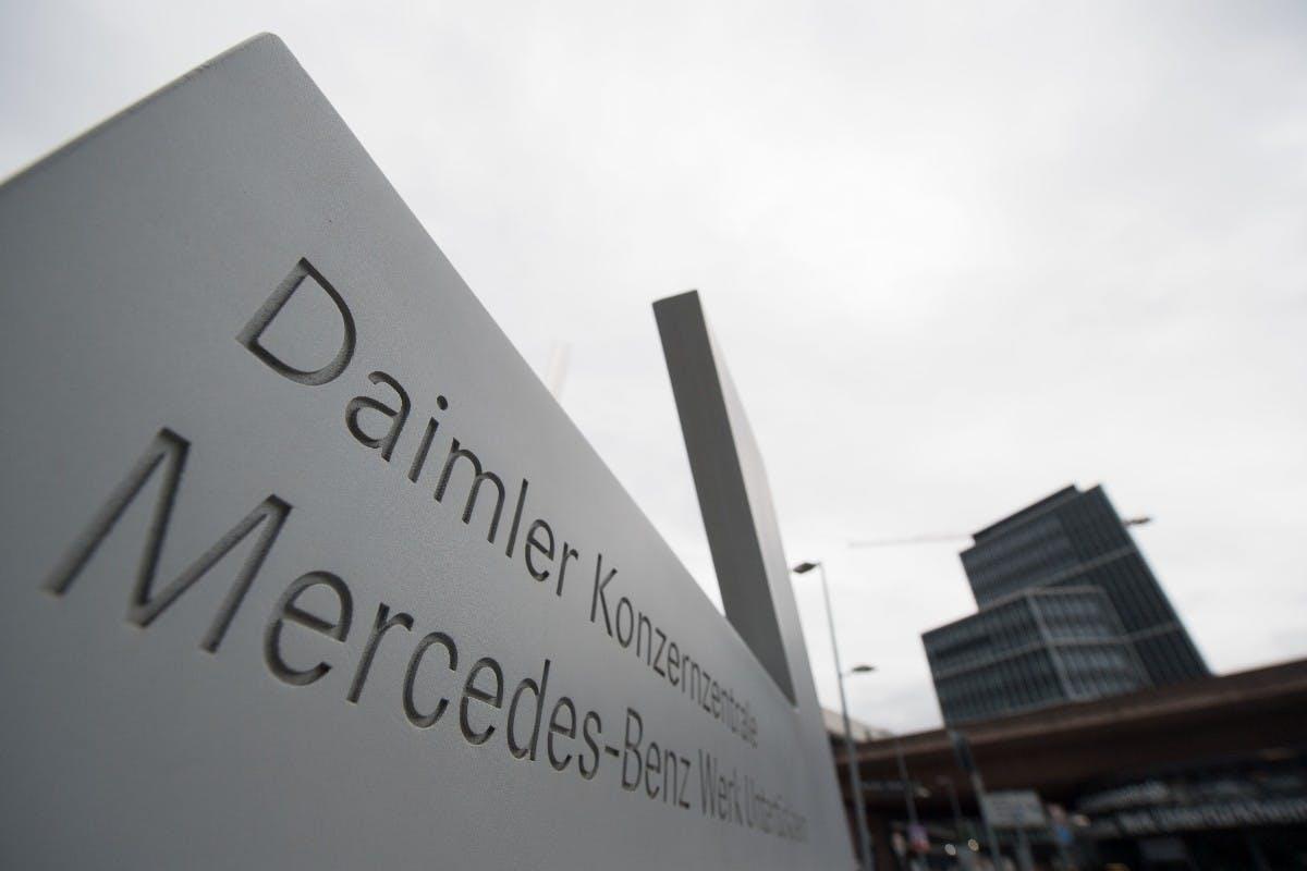 Daimler schult Mitarbeiter auf Elektromobilität um