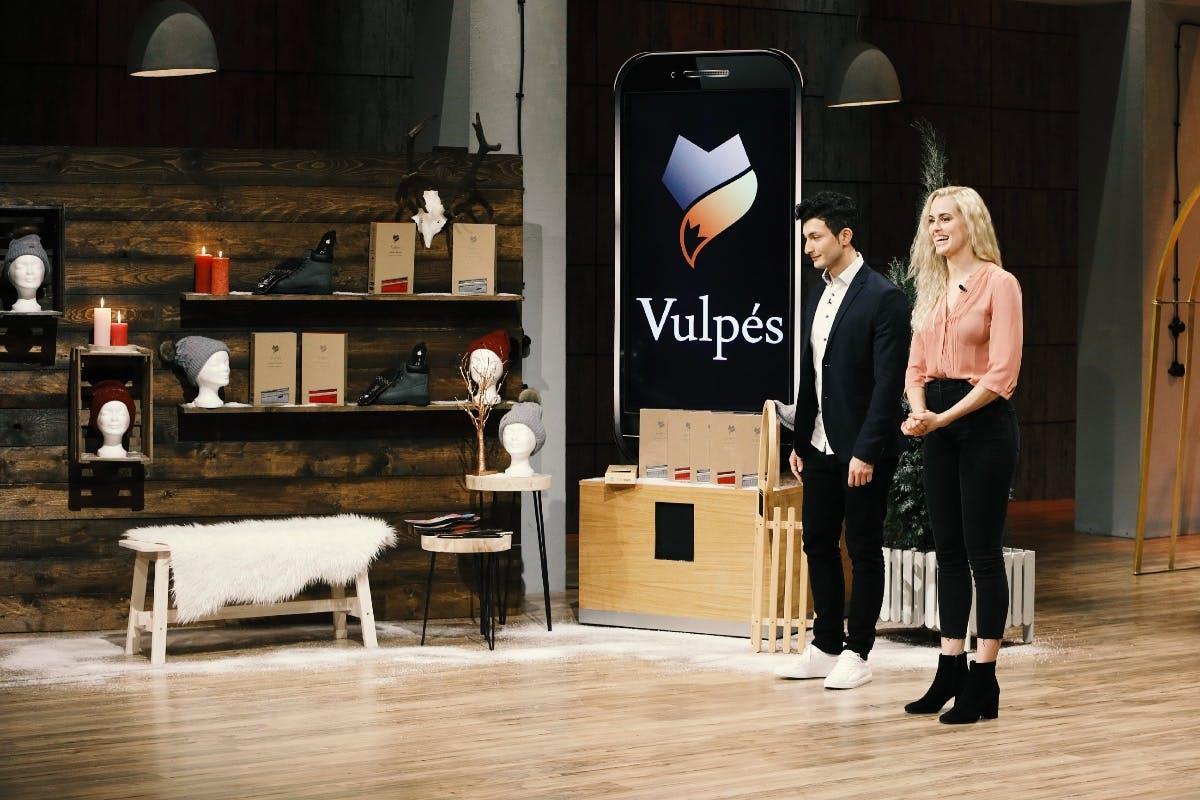 Warme Kleidung für Frostbeulen: Das DHDL-Startup Vulpés will euch einheizen