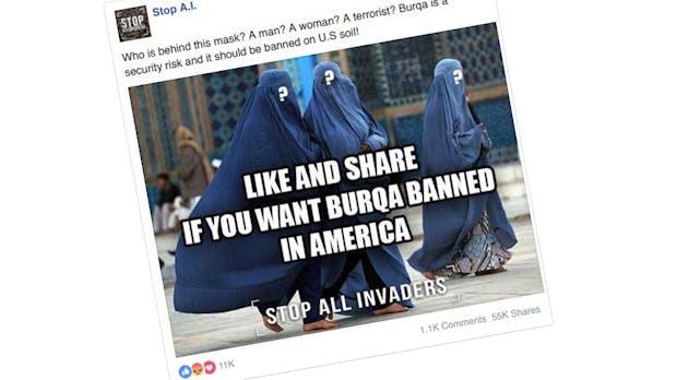 Viel Geld für Dissens: Ein Blick auf russische Facebook-Anzeigen im US-Wahlkampf
