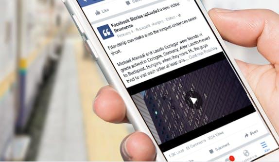 Facebook führt Preroll-Ads ein und schraubt weiter an der Video-Monetarisierung