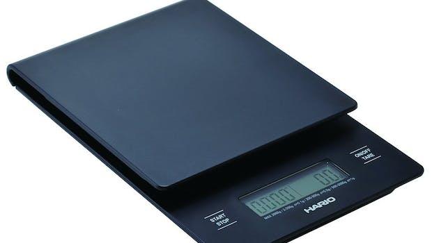Hario Drip Scale ist mittlerweile ein Klassiker. (Foto: Hario)