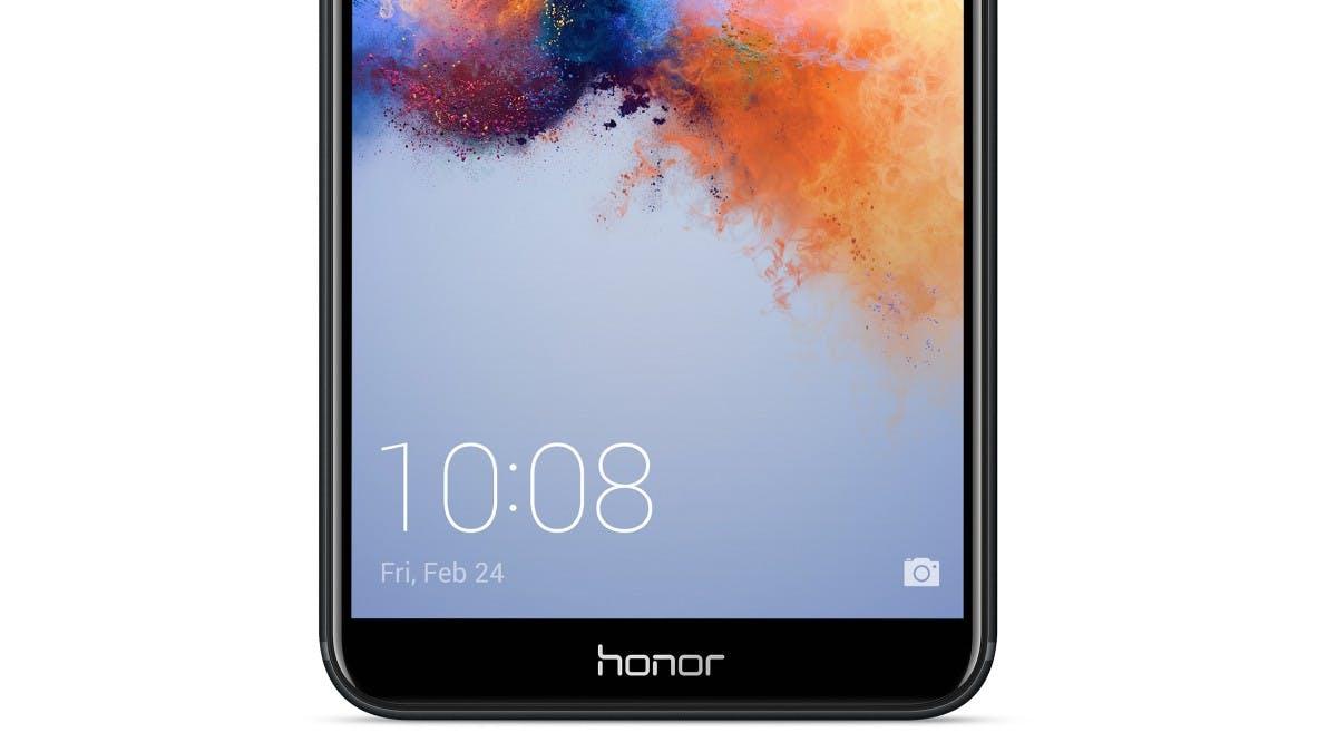 Honor 7X: 18:9-Displays erreichen die Mittelklasse – für 299 Euro