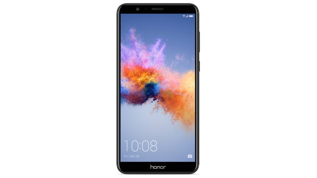 Honor 7X in Schwarz. (Bild Honor)