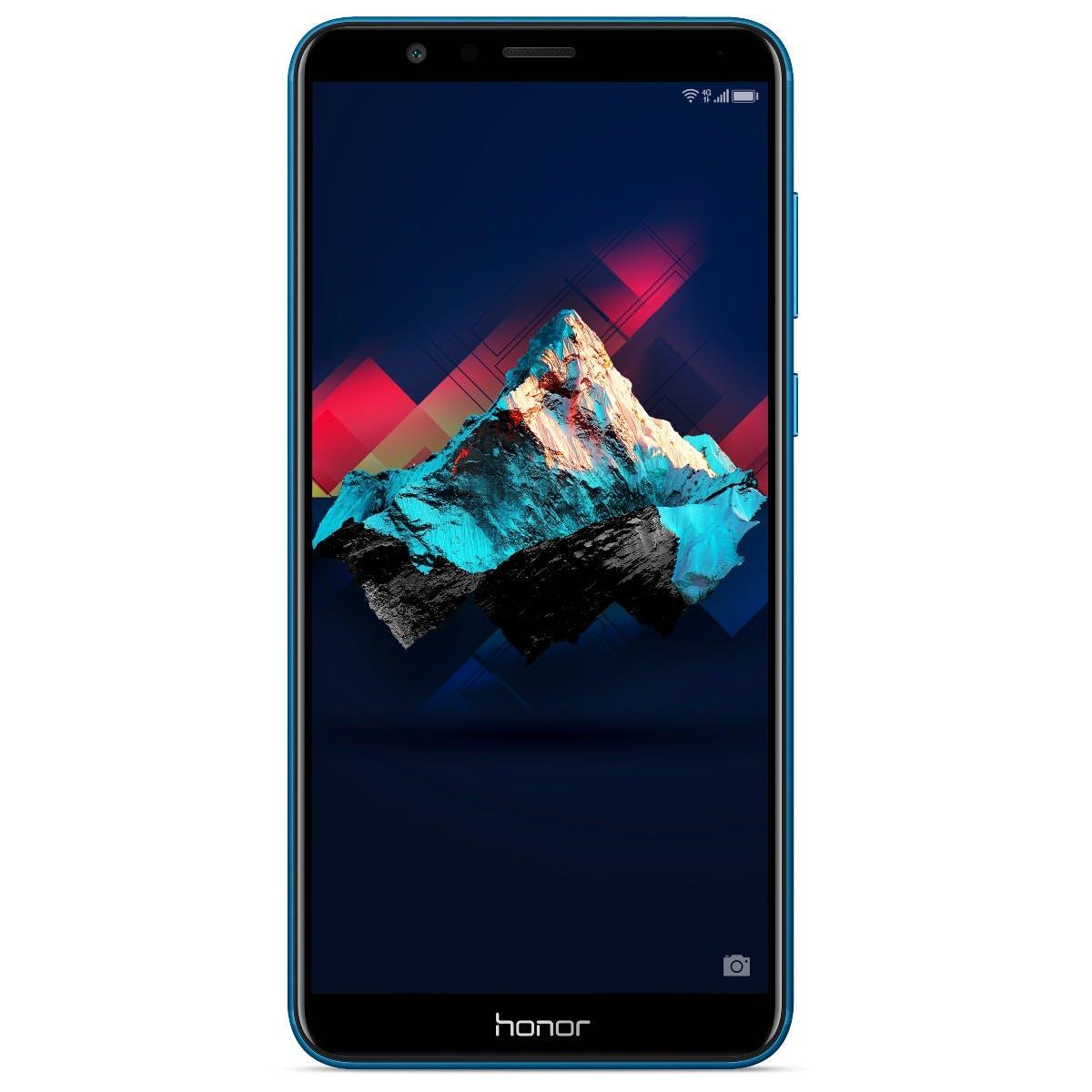 Honor 7X in Blau. (Bild Honor)