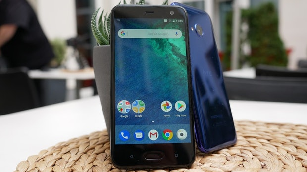 HTC U11 Life: Erste Eindrücke vom Android-One-Smartphone für Deutschland