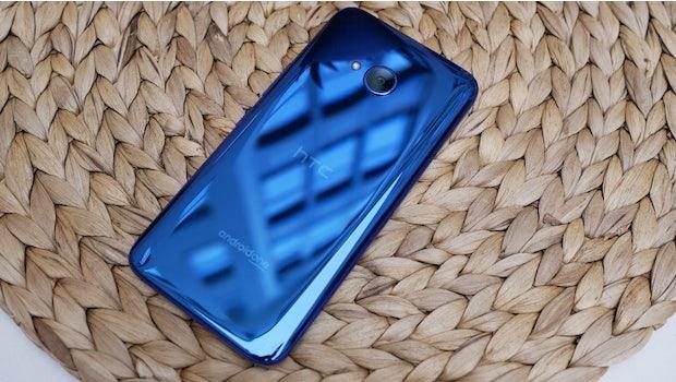 HTC U11 Life: Android-One-Smartphone mit HTCs U-Designsprache. (Foto: t3n)