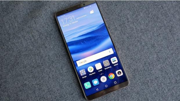 Das Huawei Mate 10 Pro glänzt in vielen Disziplinen. (Foto: t3n)