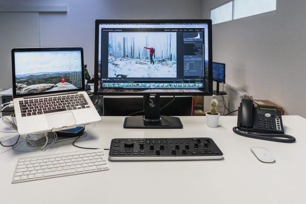 Passt eine Hardware wie das Loupedeck in den eigenen Workflow der Fotobearbeitung, ist einiges an Zeitersparnis drin. (Foto: t3n)