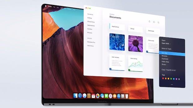 Geniales Konzept: So könnte das Apple-Betriebssystem der Zukunft aussehen