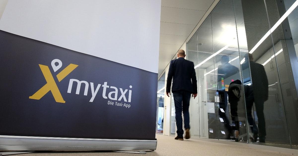 mytaxi app soll taxifahren g nstiger machen. Black Bedroom Furniture Sets. Home Design Ideas