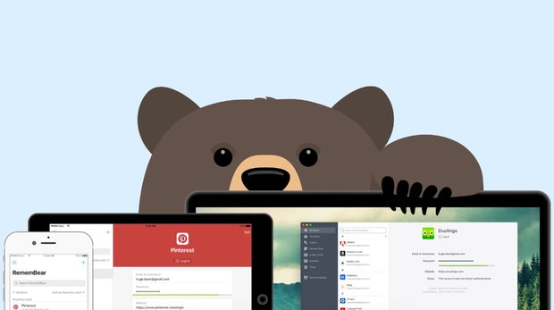 Nach VPN-Dienst: Tunnelbear-Macher starten Passwort-Manager Remembear
