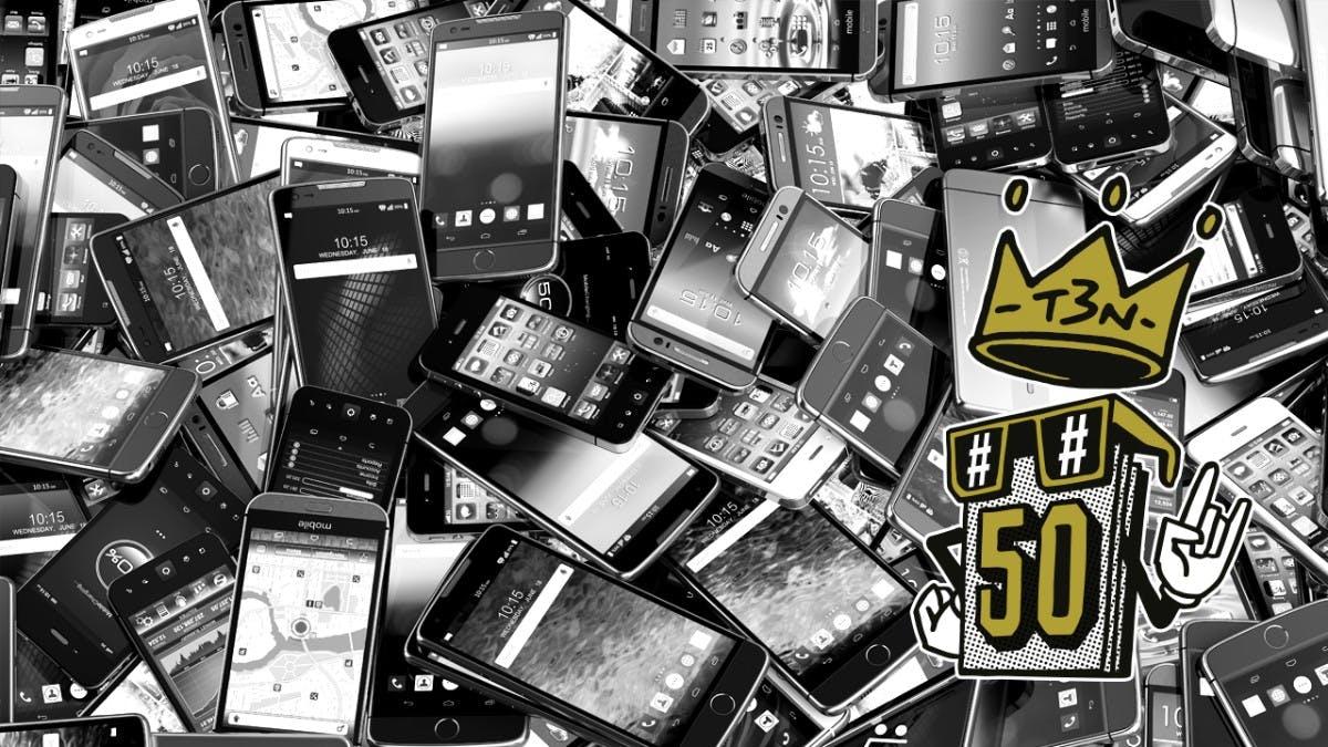 Die meistverkauften Handys aller Zeiten. (Bild: Shutterstock)