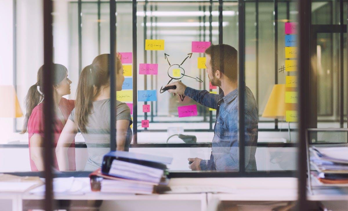 Auf diese kaum bekannte Team-Meeting-Methode setzt das Silicon Valley