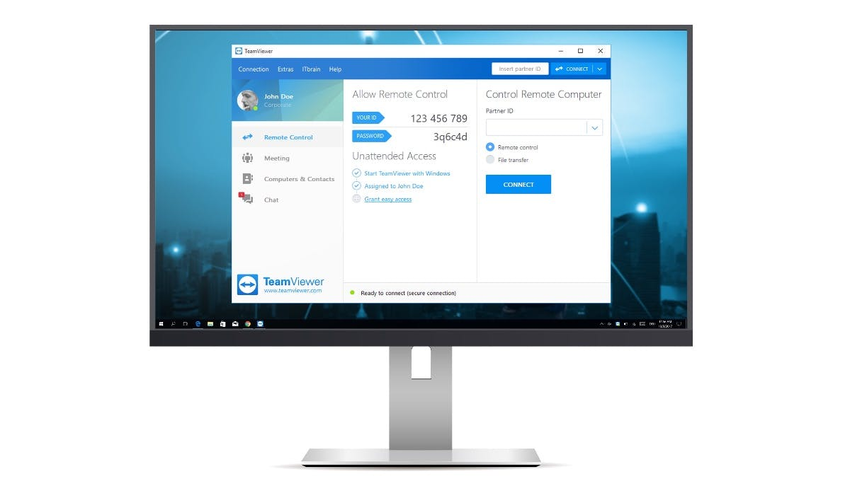 Teamviewer 13 bringt iOS-Screensharing und nativen Linux-Client