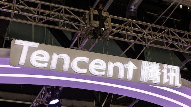 Wechat-Anbieter Tencent ist nach Börsenrallye jetzt mehr wert als Facebook