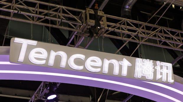 Chinesischer Digitalkonzern Tencent forciert Expansion nach Europa