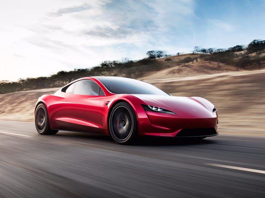 Überraschung bei Tesla: Elon Musk kündigt neuen, schnellen Roadster an