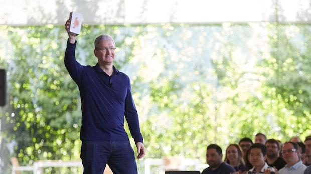 Apple-Chronik: Von der Beinahe-Pleite zur wertvollsten Firma der Welt