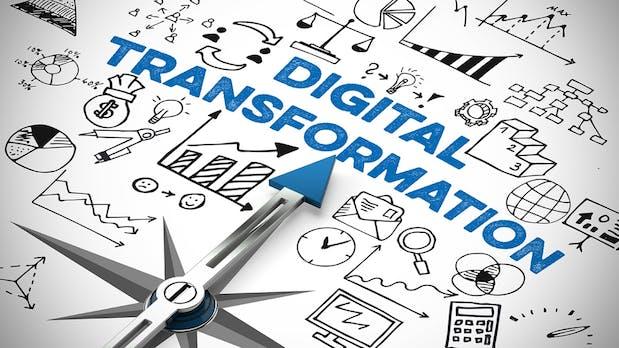 Diese 8 Punkte bringen die digitale Transformation ins Rollen